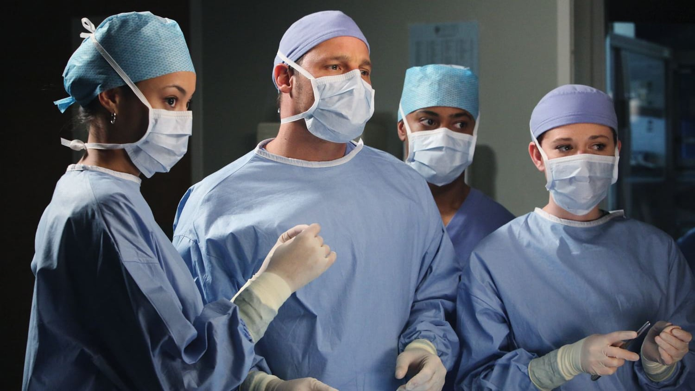 Greys anatomy series online