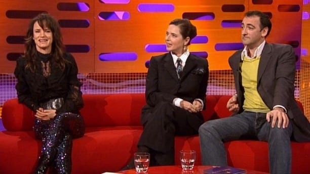 The Graham Norton Show Season 5 :Episode 11  Episode 11