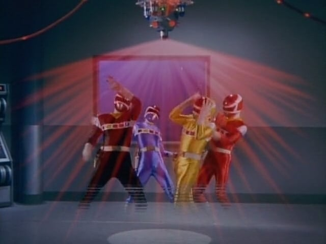 Super Sentai Season 21 :Episode 48  Crush Them! Hinelar's Dark Desires