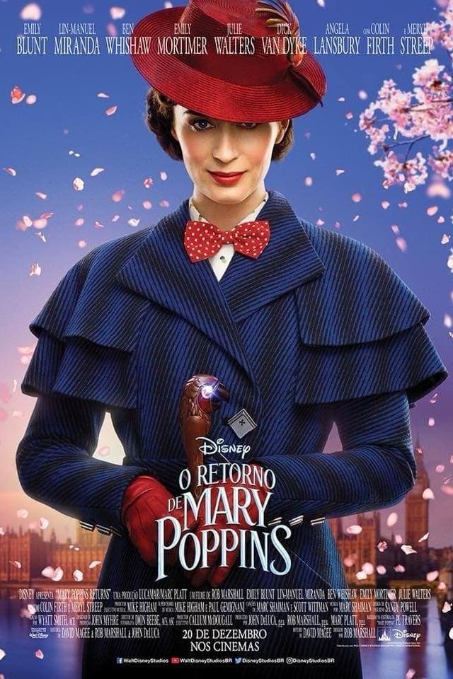 Imagem O Retorno de Mary Poppins