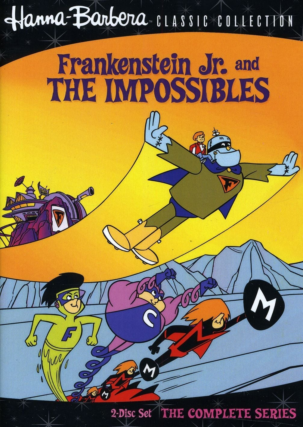 Frankenstein, Jr. and The Impossibles (1966)
