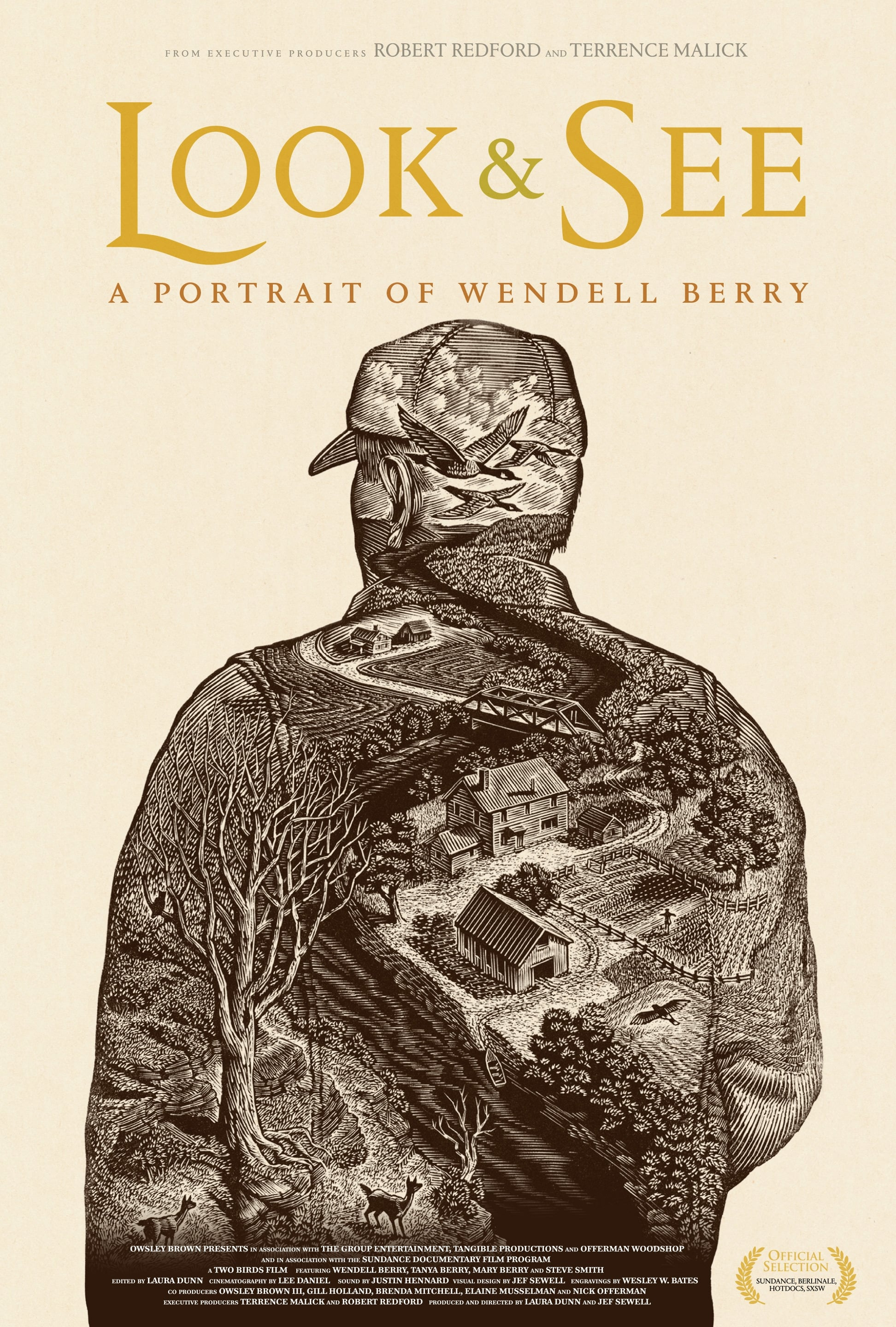 Look & See: A Portrait of Wendell Berry (2017)