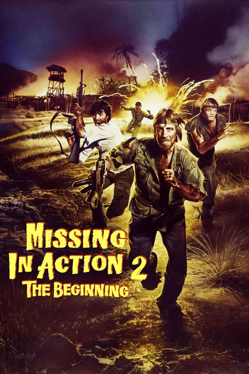 Missing In Action 2: The Beginning