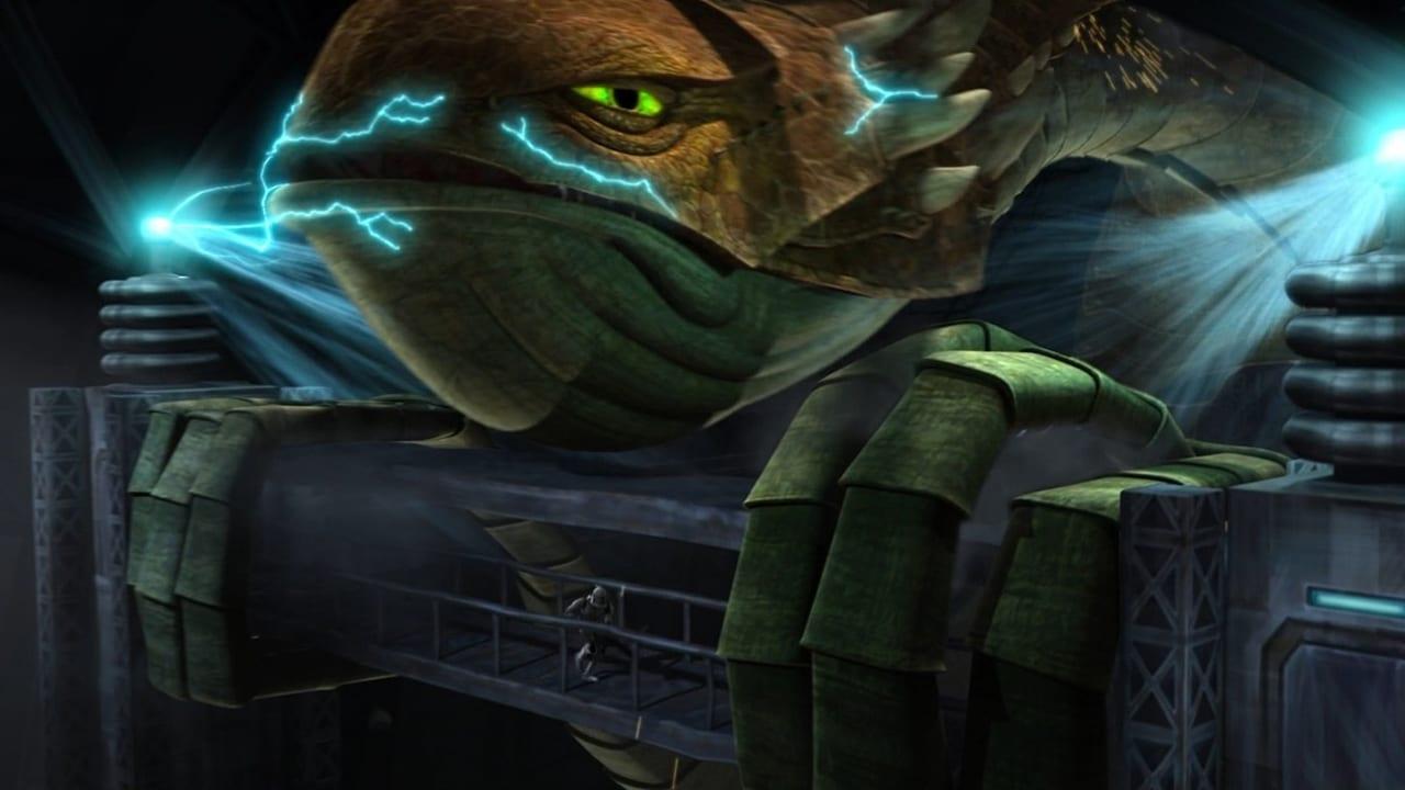 Star Wars: The Clone Wars - Season 2 Episode 19 : The Zillo Beast Strikes Back