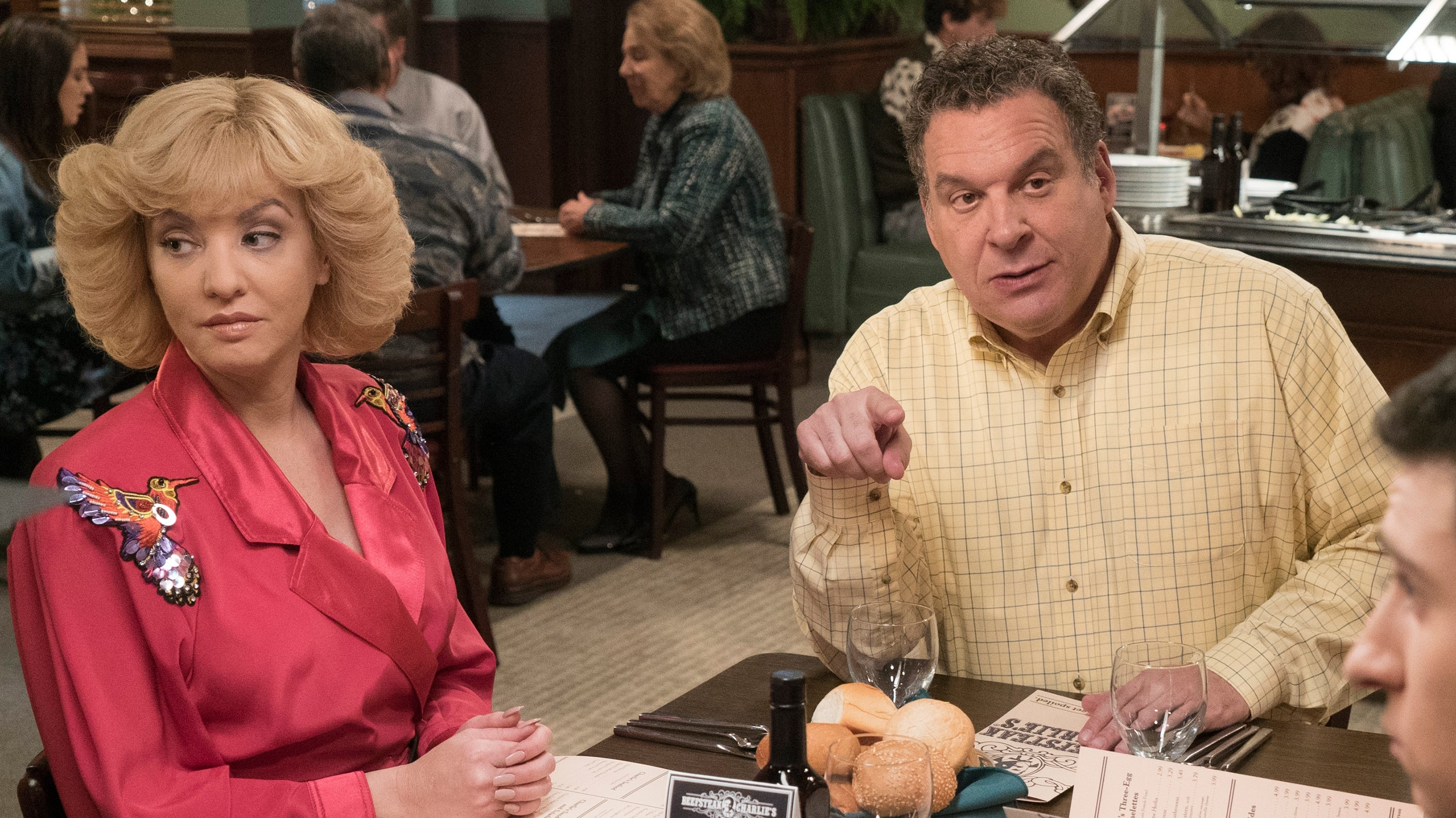 The Goldbergs Season 5 :Episode 12  Dinner with the Goldbergs
