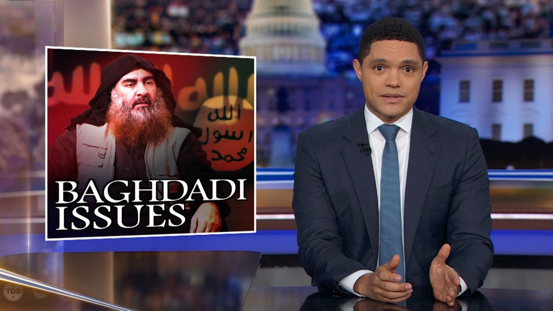 The Daily Show with Trevor Noah Season 25 :Episode 13  Beto O'Rourke & Michelle Yeoh