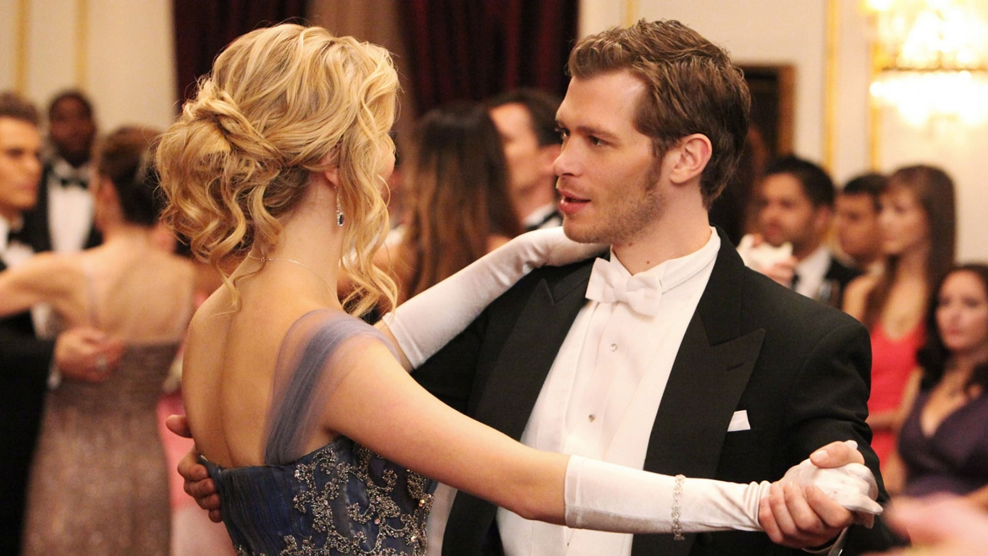 The Vampire Diaries Season 3 :Episode 14  Dangerous Liaisons