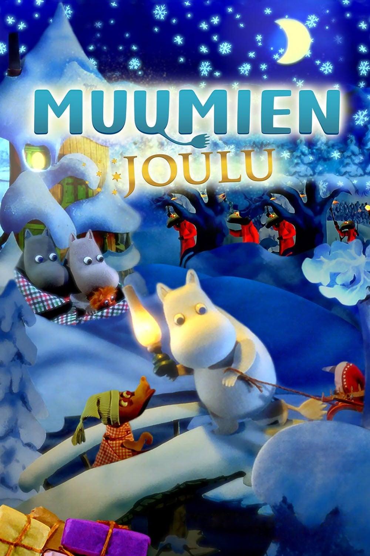 Ver Muumien joulu Online HD Español (2017)