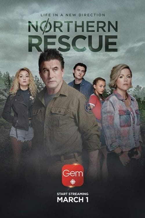 Família ao Resgate 1ª Temporada poster, capa, cartaz
