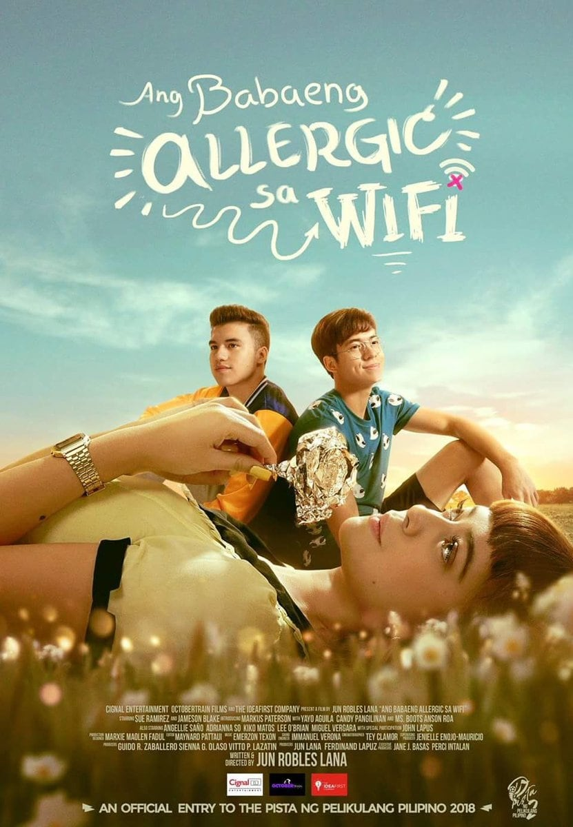 The Girl Allergic to Wi-Fi (2018)