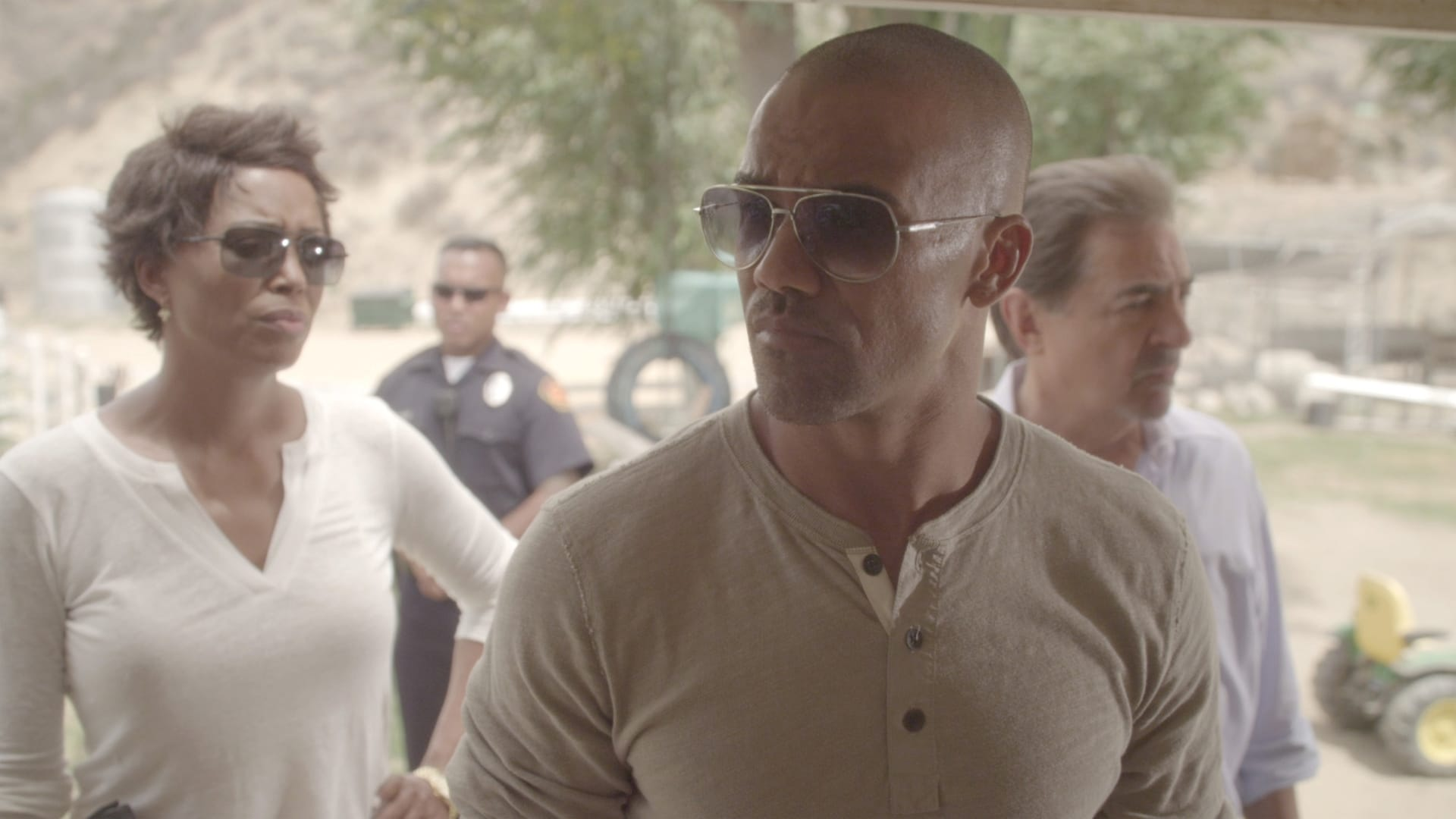 Criminal Minds Season 11 :Episode 4  Outlaw