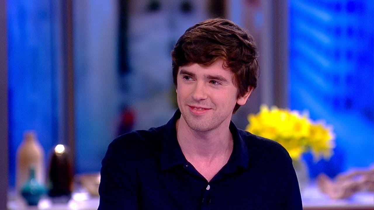 The View Season 22 :Episode 103  Freddie Highmore