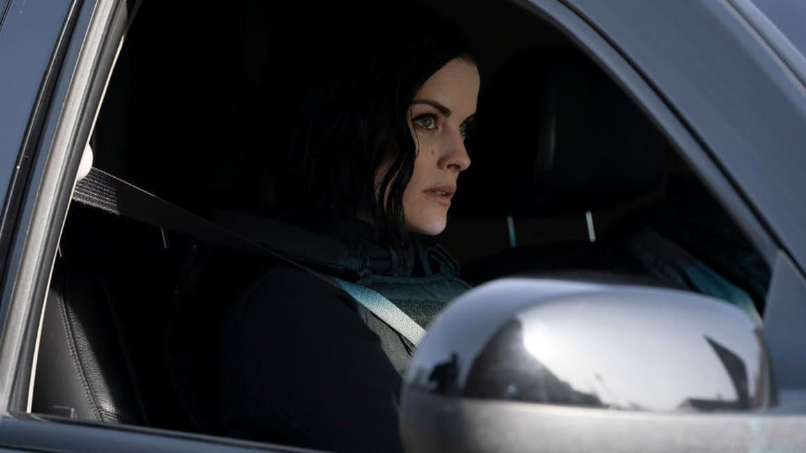 Blindspot Season 4 :Episode 15  Frequently Recurring Struggle for Existence