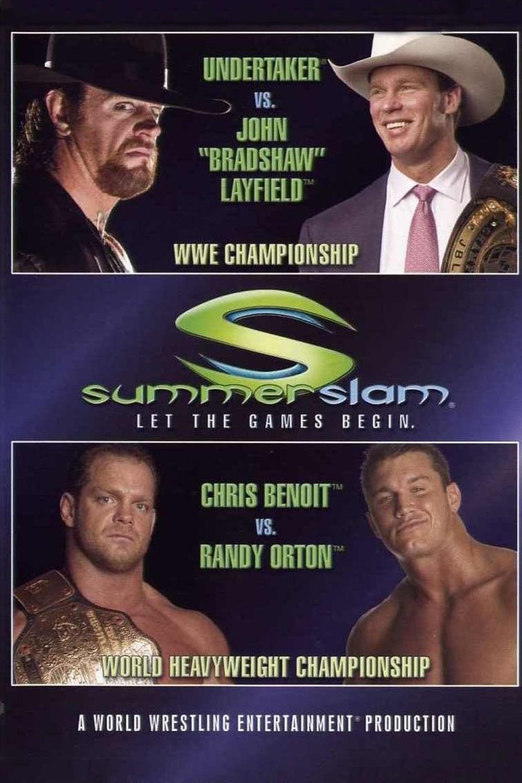 WWE SummerSlam 2004 (2004)