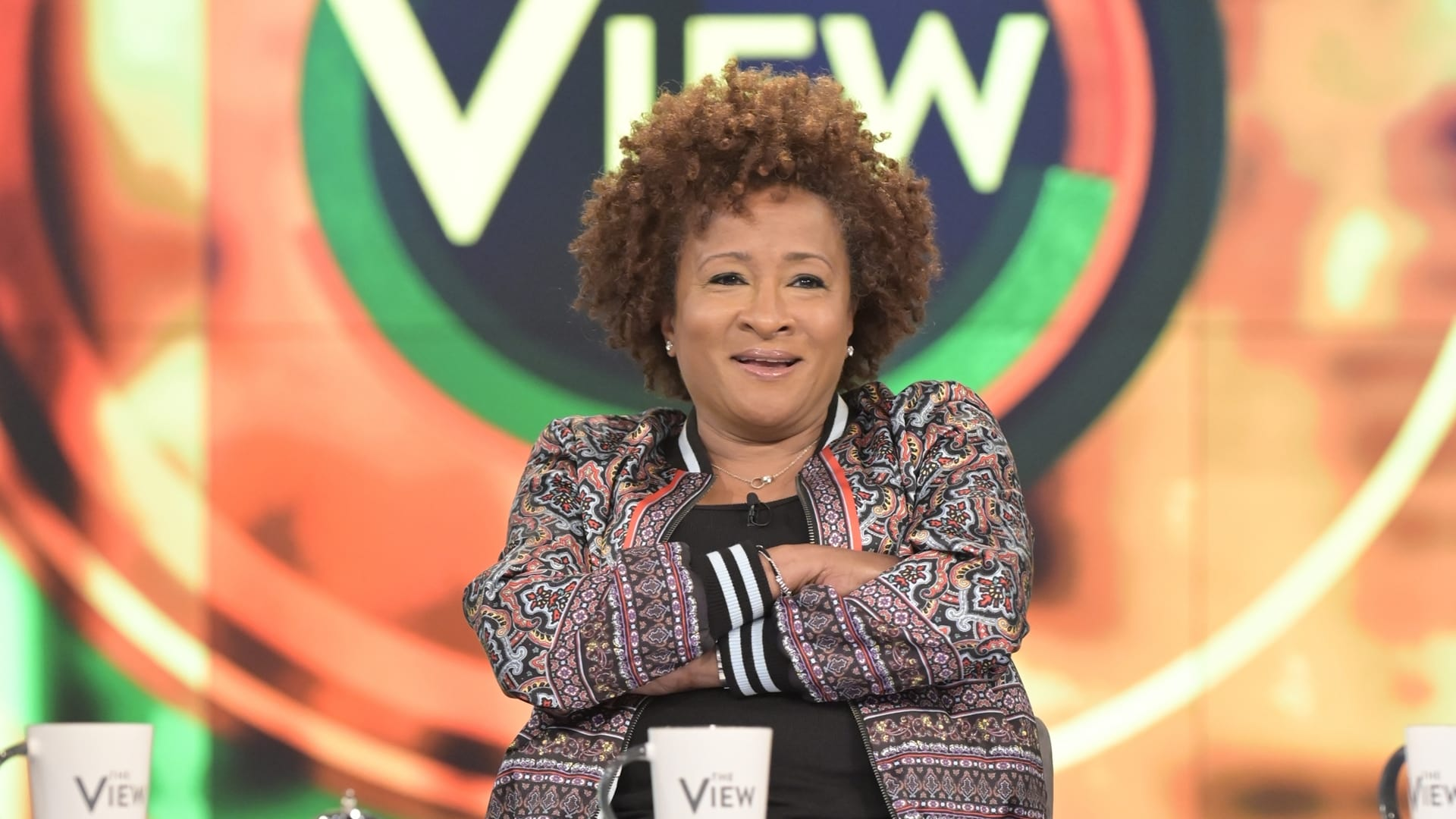 The View Season 22 :Episode 171  Eric Swalwell and Wanda Sykes