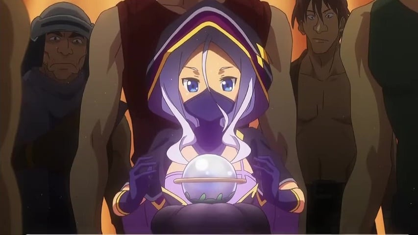 Operation Han-Gyaku-Sei Million Arthur: Season 1 Episode 1