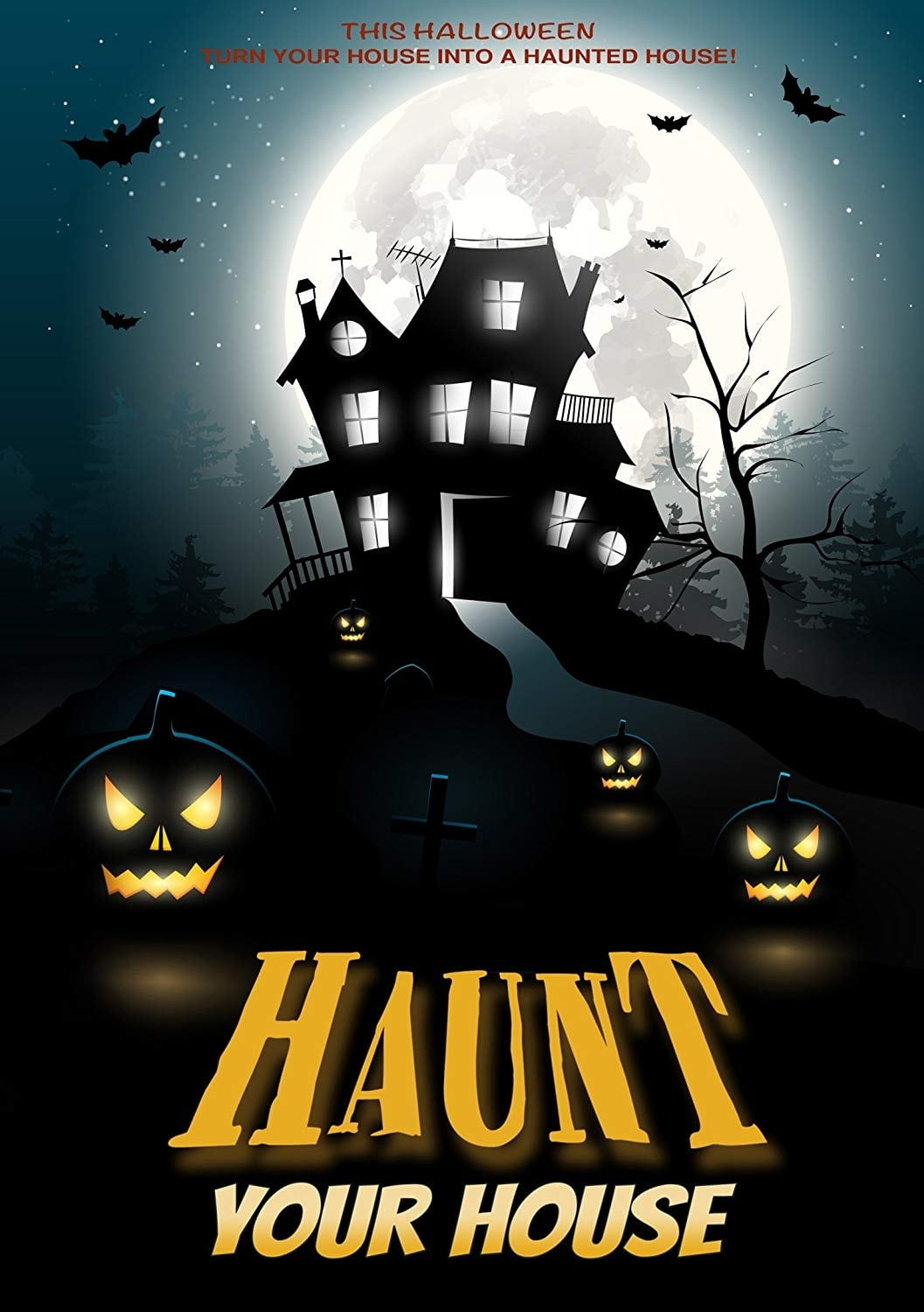 Haunt Your House on FREECABLE TV