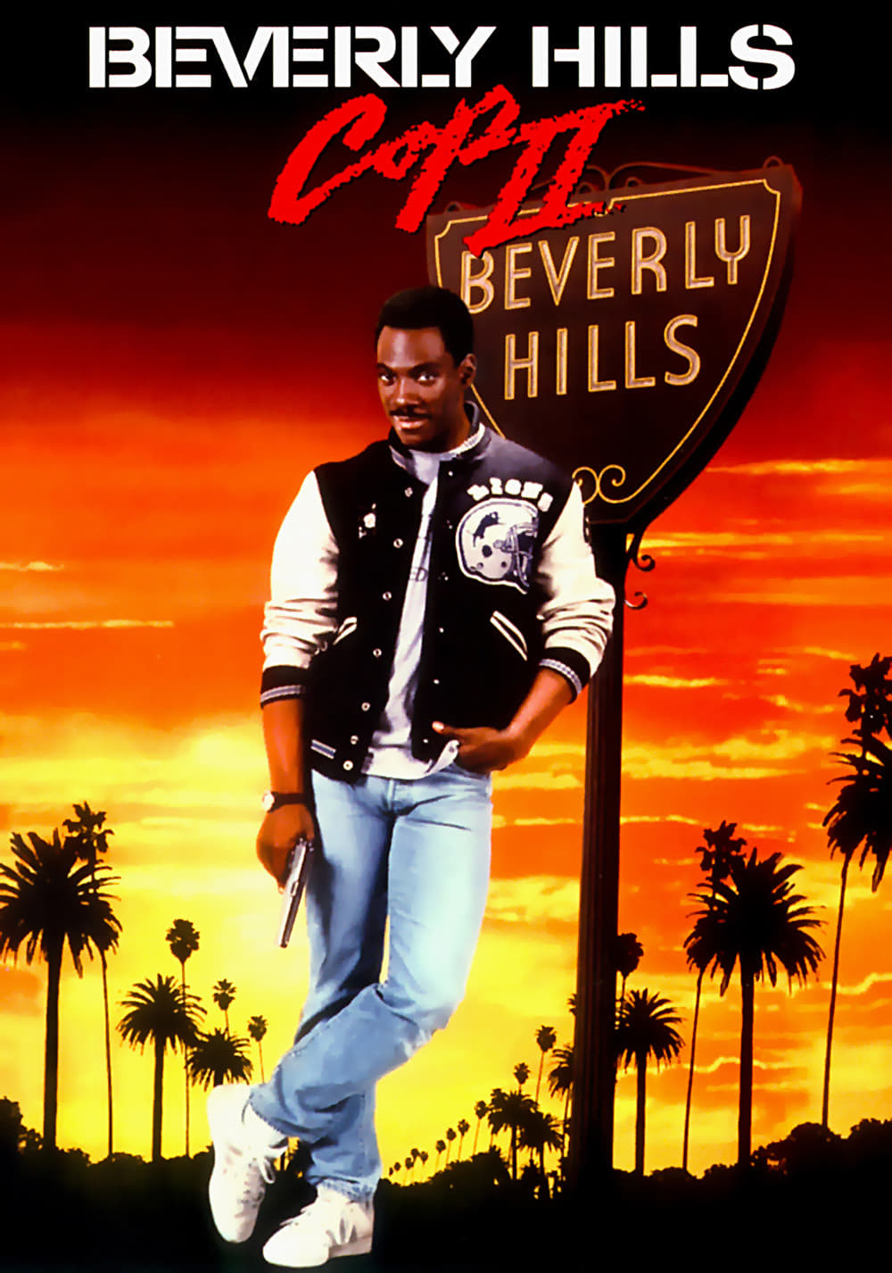 Beverly Hills Cop II (1987) - Posters — The Movie Database ...  Beverly Hills C...