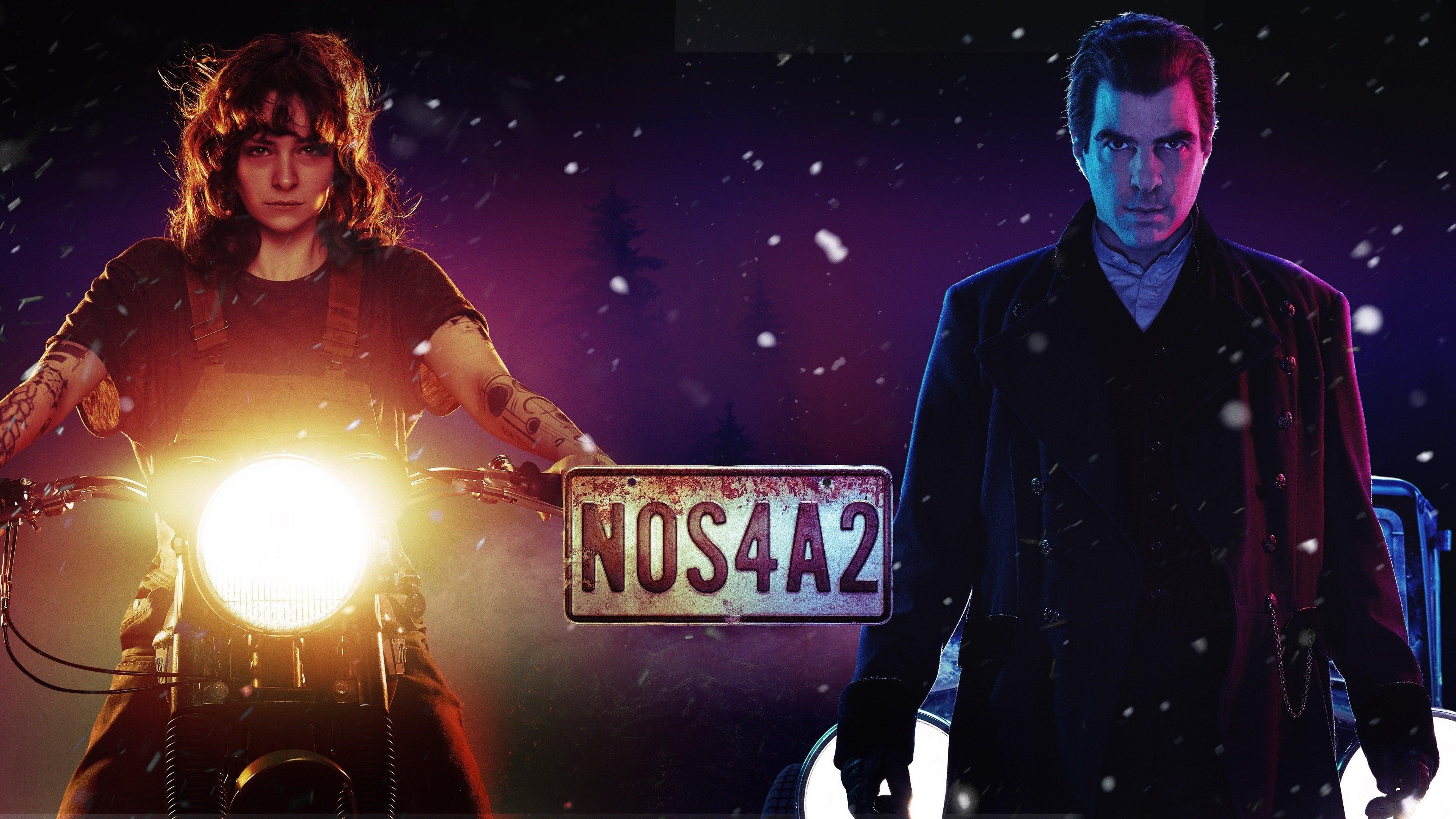Het tweede seizoen van NOS4A2 binnenkort bij Amazon