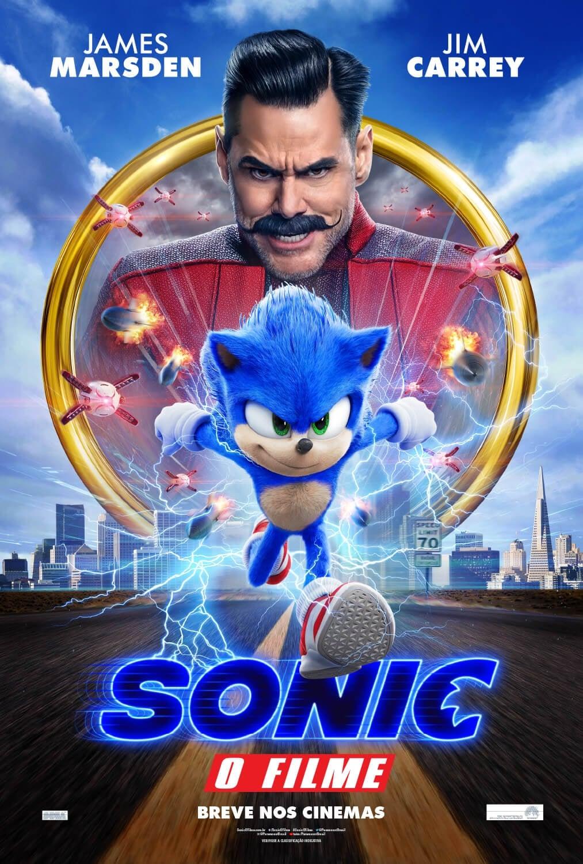 Imagem Sonic: O Filme