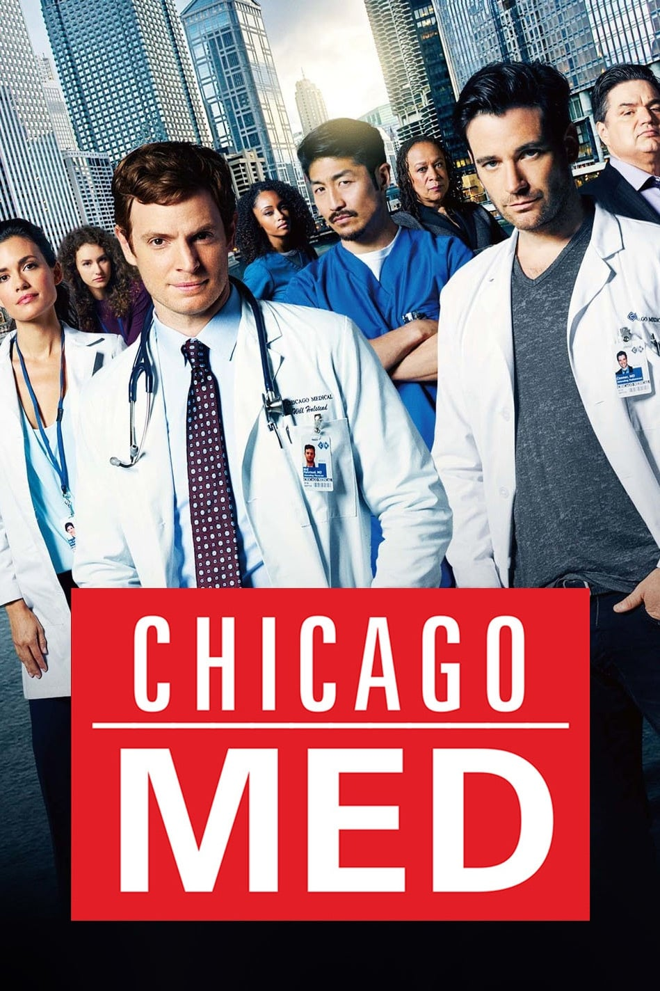 Chicago Med – Todas as Temporadas Dublado / Legendado (2015)
