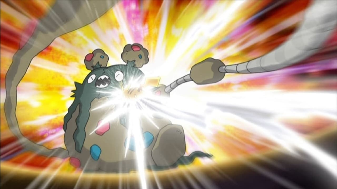 Pokémon Season 15 :Episode 36  Rocking the Virbank Gym! (Part 2)