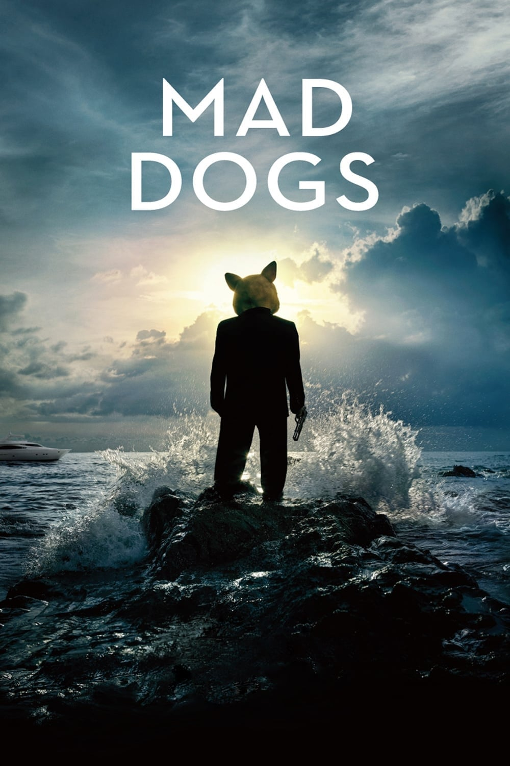 Mad Dogs TV Shows About Male Friendship