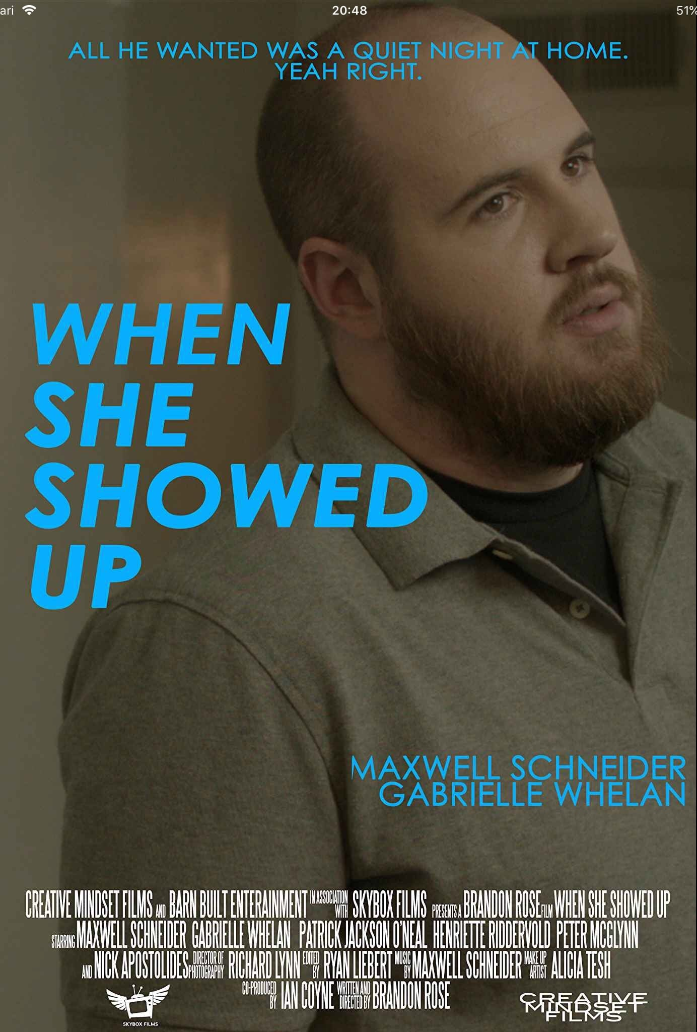 Ver When She Showed Up Online HD Español ()