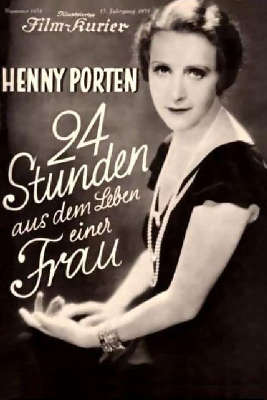 24 Stunden aus dem Leben einer Frau (1931)