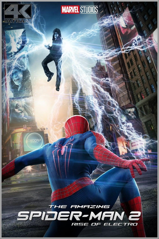 The Amazing Spider-Man 2 - All Cutscenes Cinematics and ...
