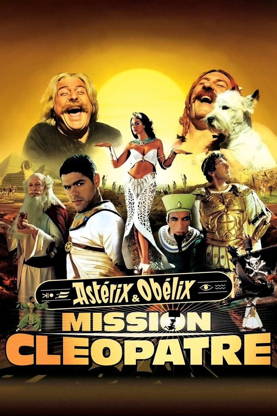 Watch Asterix & Obelix: Mission Cleopatra Online