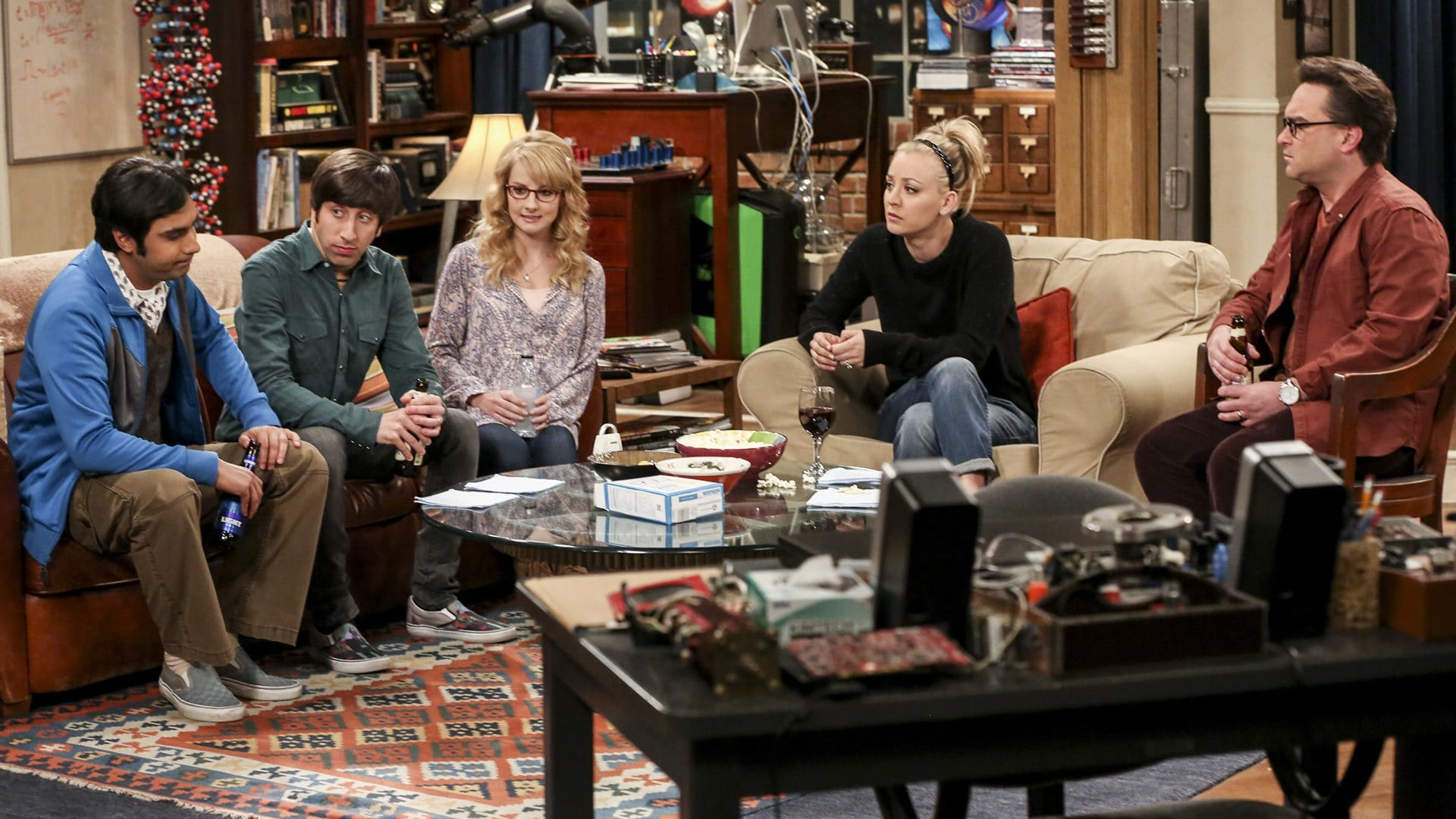 The Big Bang Theory Season 10 :Episode 16  The Allowance Evaporation
