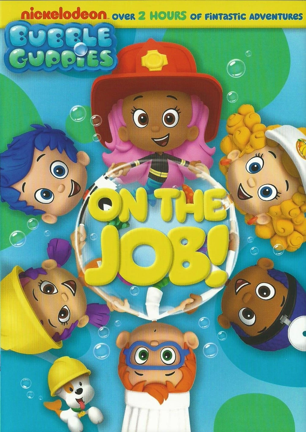 Bubble Guppies On The Job (1970)