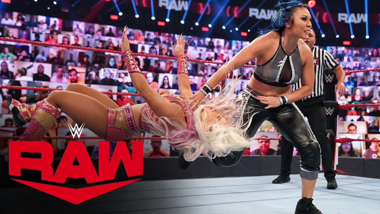 WWE Raw Season 28 :Episode 48  November 30, 2020