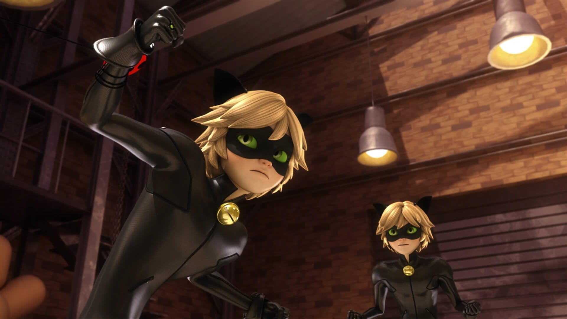 Miraculous: Tales of Ladybug & Cat Noir Season 1 :Episode 9  Copycat