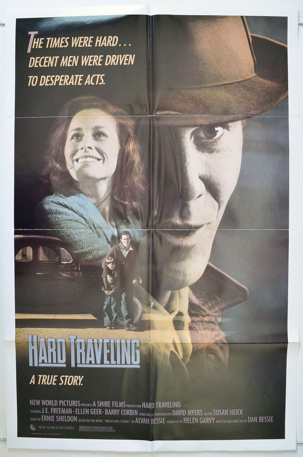 Ver Hard Traveling Online HD Español (1986)