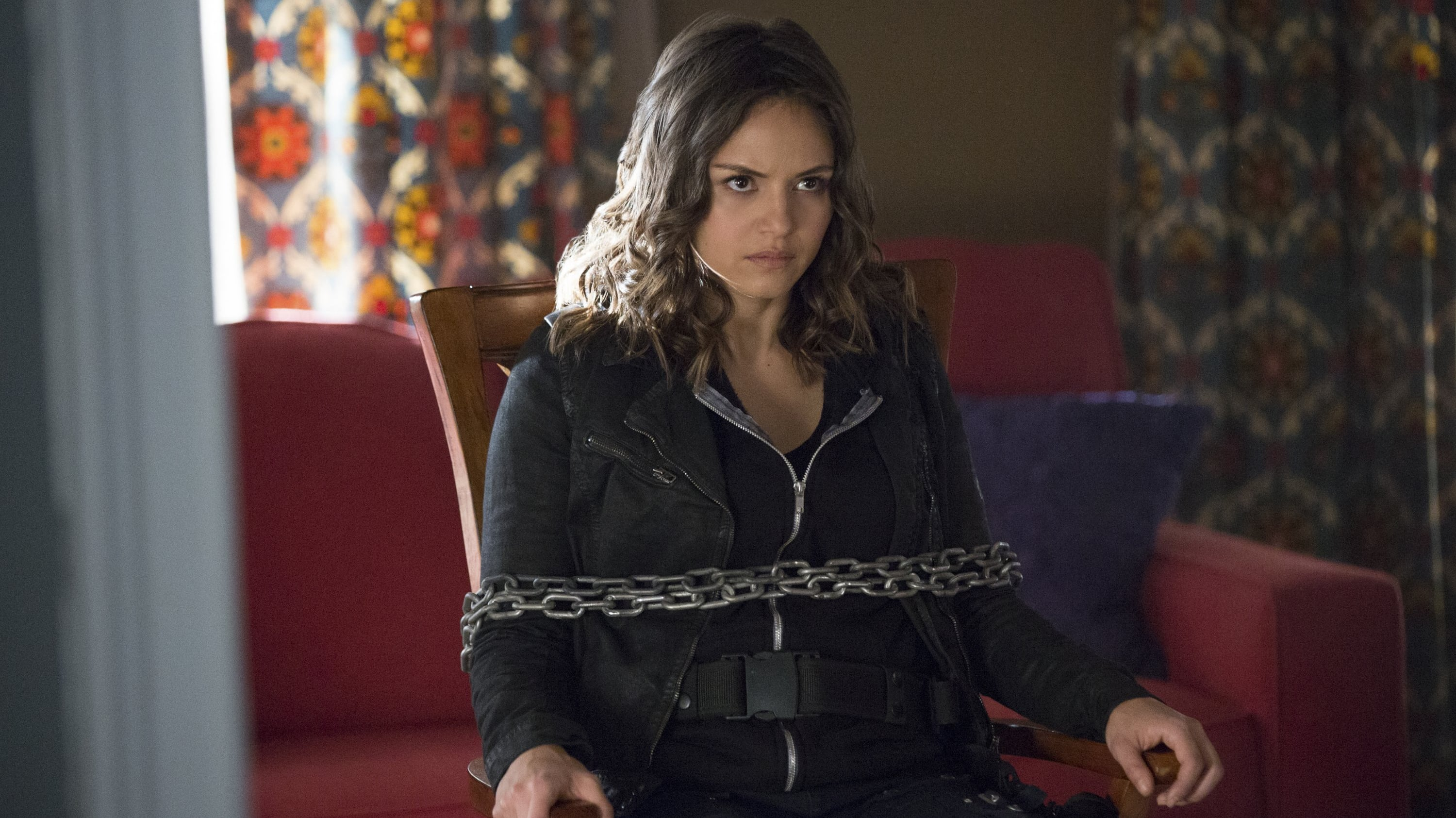 The Vampire Diaries Season 7 :Episode 17  I Went to the Woods