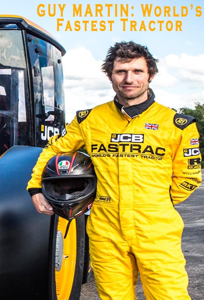 Guy Martin: World's Fastest Tractor