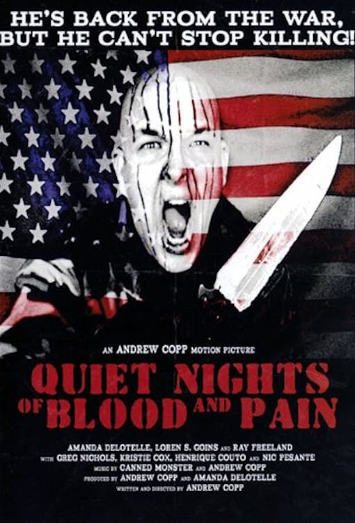 Quiet Nights Of Blood And Pain (1970)