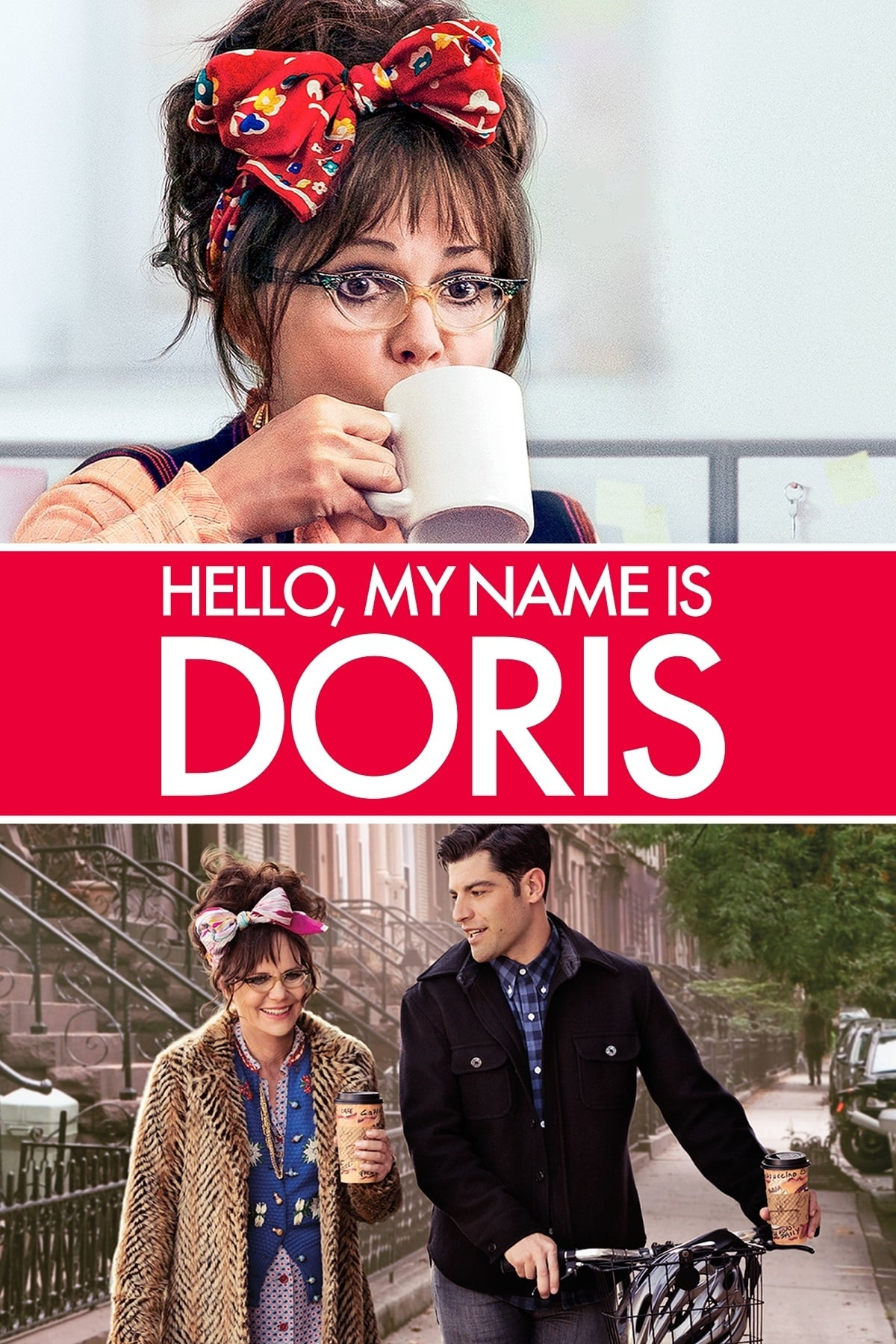 Póster Hello, My Name Is Doris
