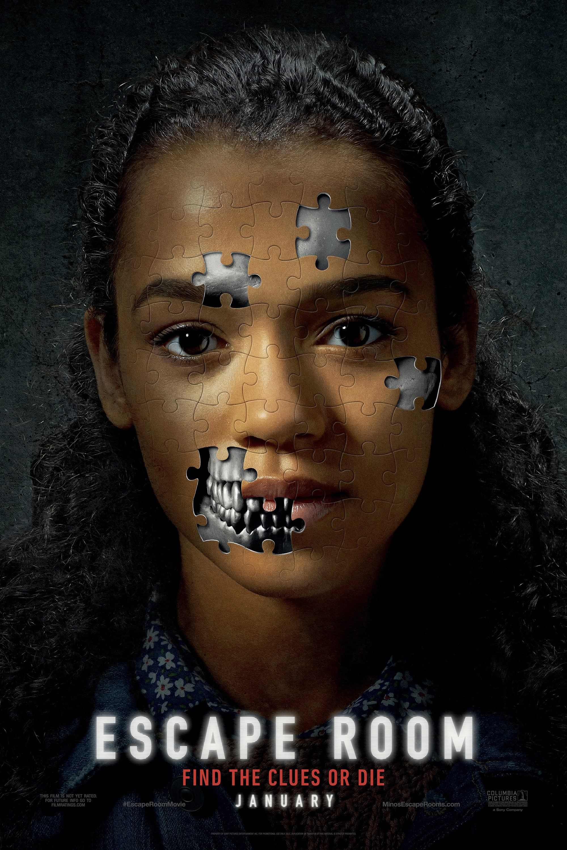 Poster and image movie Film Escape Room - Escape Room 2019