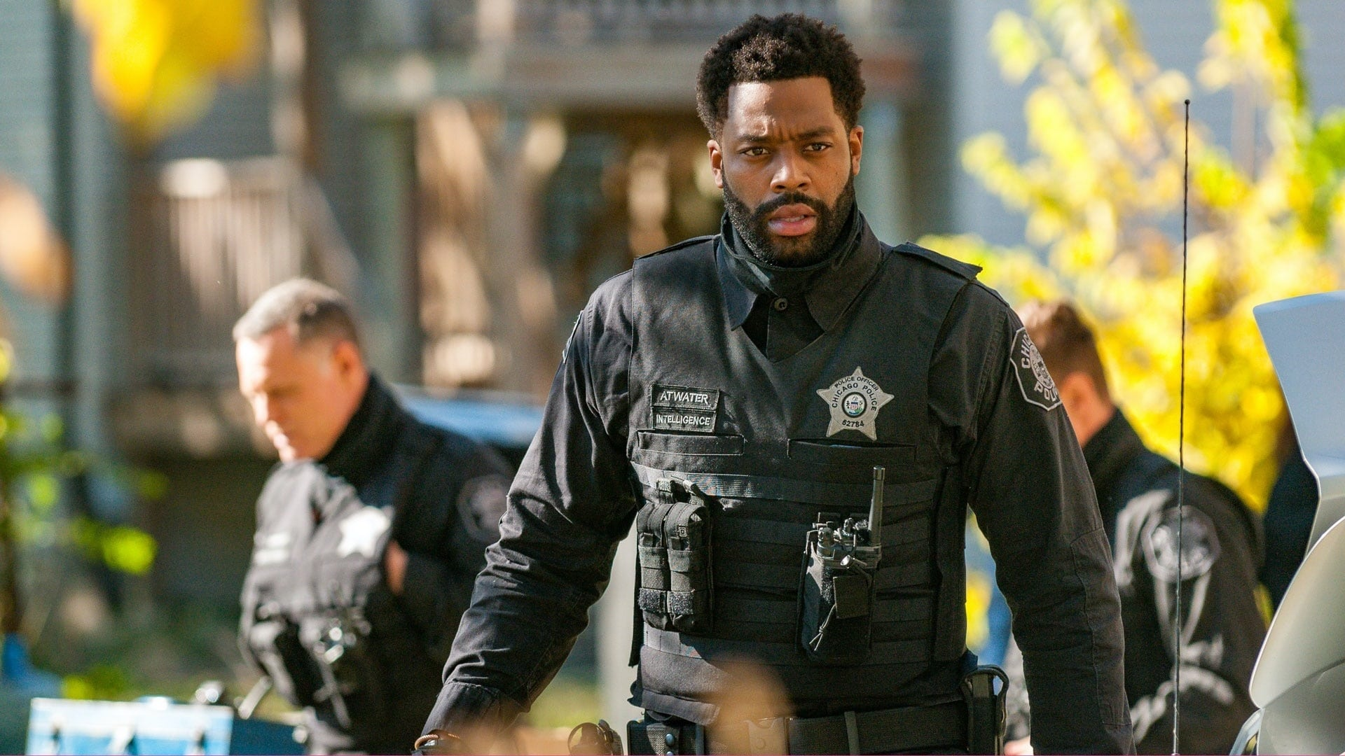 Chicago P.D. Season 8 :Episode 1  Fighting Ghosts
