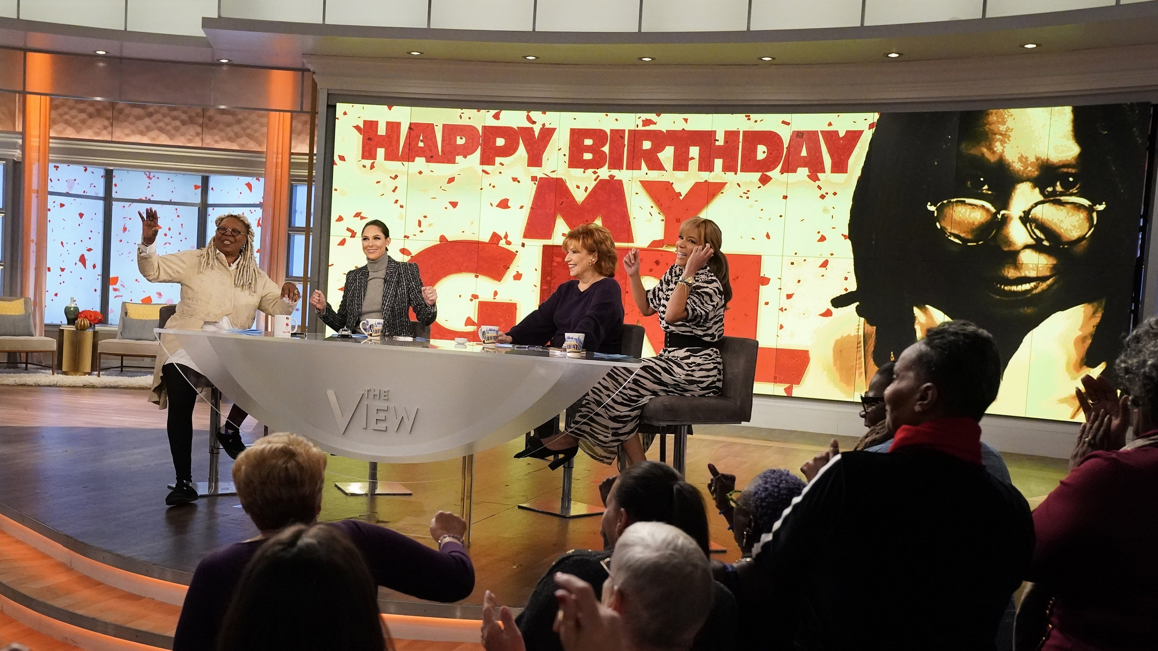 The View Season 23 :Episode 52  Whoopi's Birthday