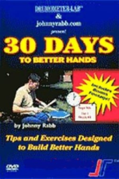 Johnny Rabb - 30 Days To Better Hands (2005)
