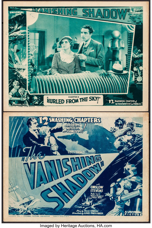 The Vanishing Shadow (1934)