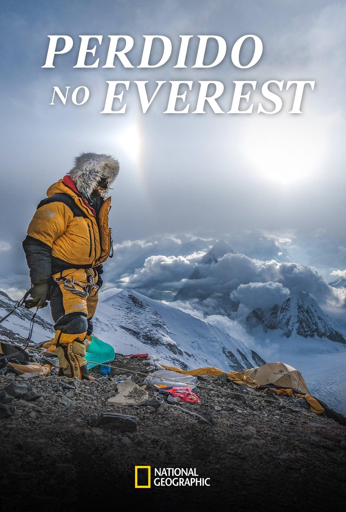 Perdido no Everest Legendado