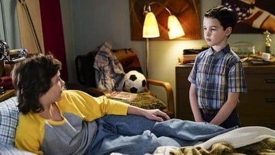 Young Sheldon Season 1 :Episode 9  Spock, Kirk, and Testicular Hernia