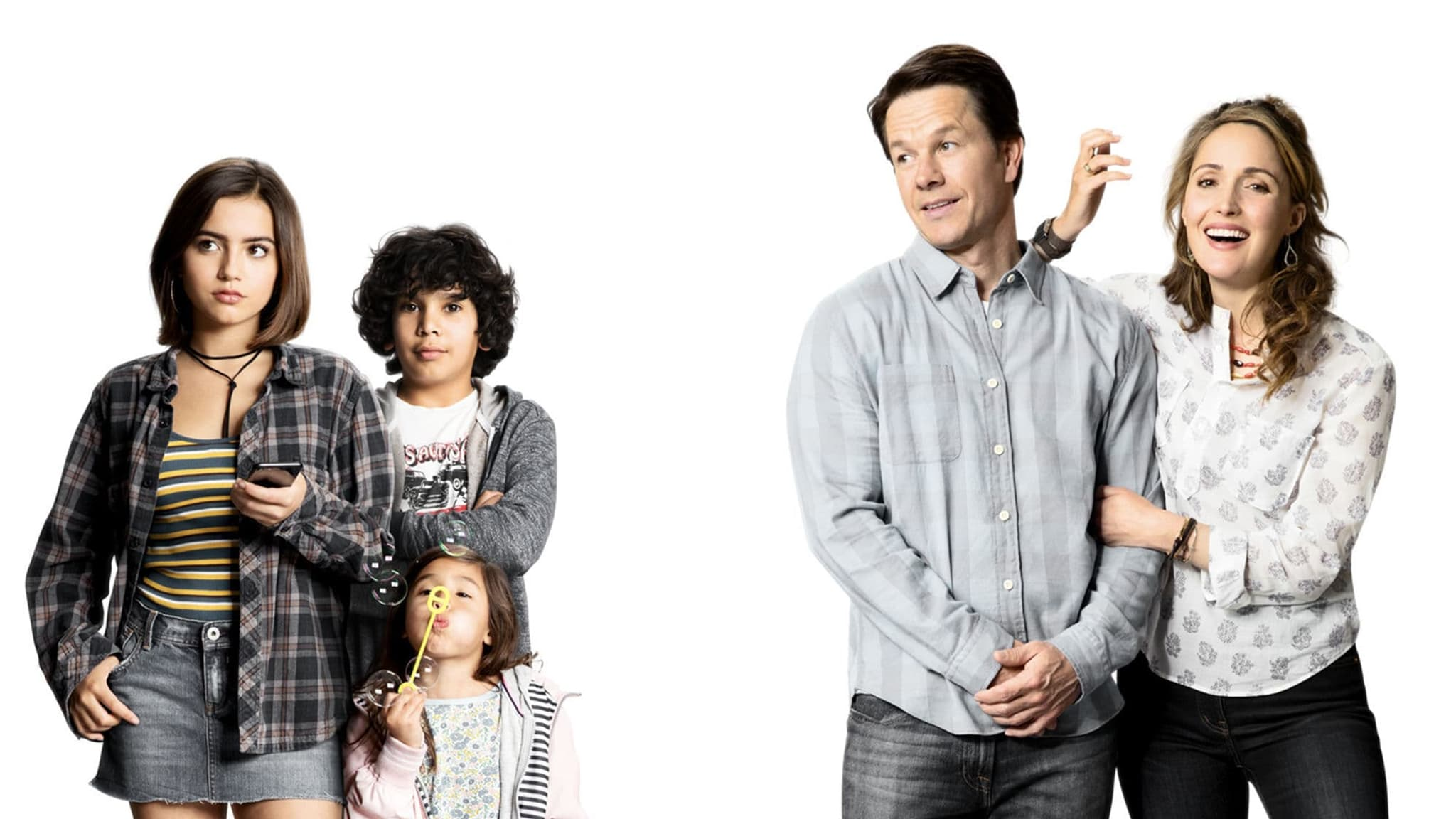 Just add chaos laughter awkwardness mistakes love, <span>Movie – Instant Family</span>, KandZ