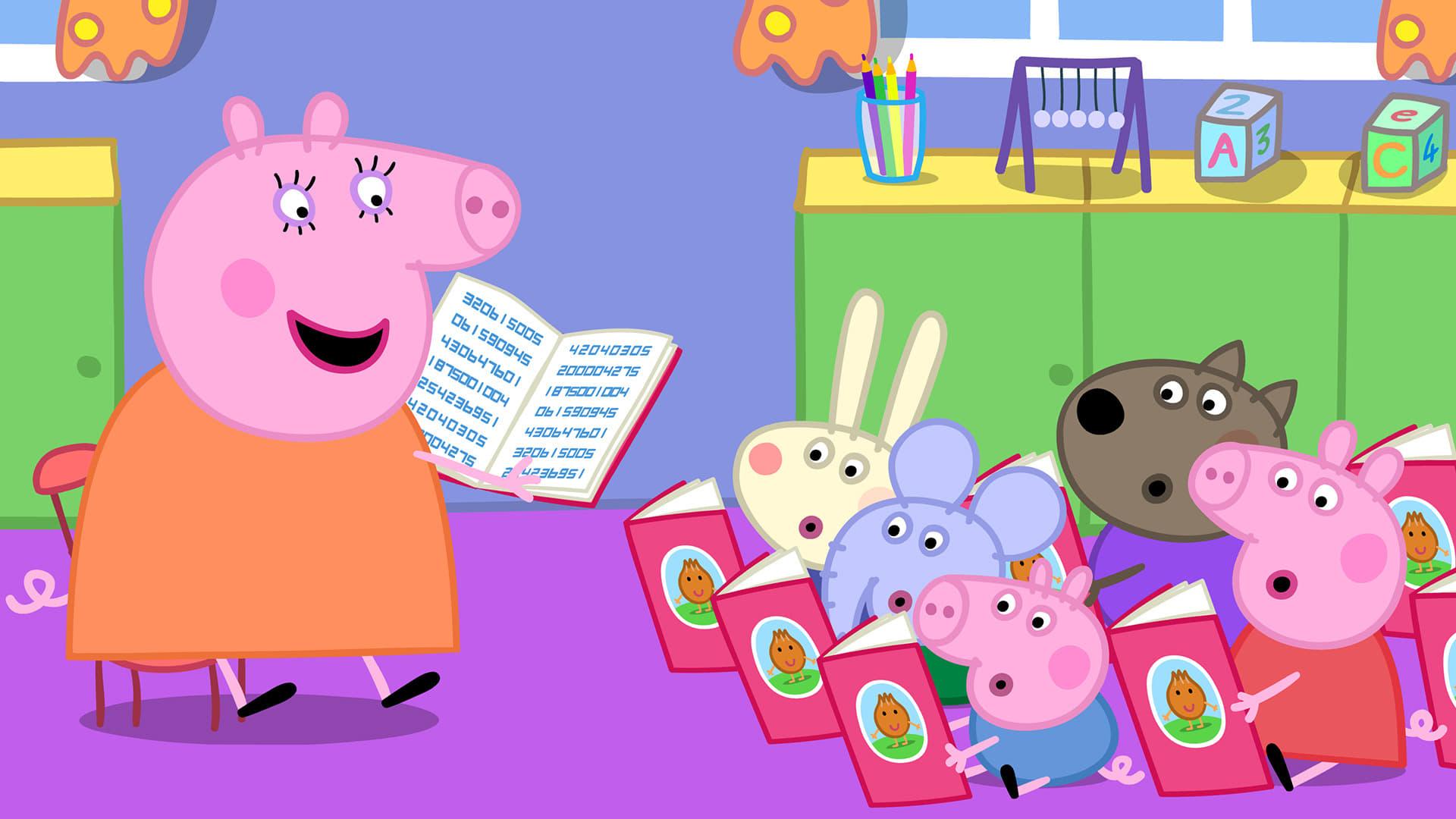 Peppa Pig Season 5 :Episode 11  Mummy Pig's Book