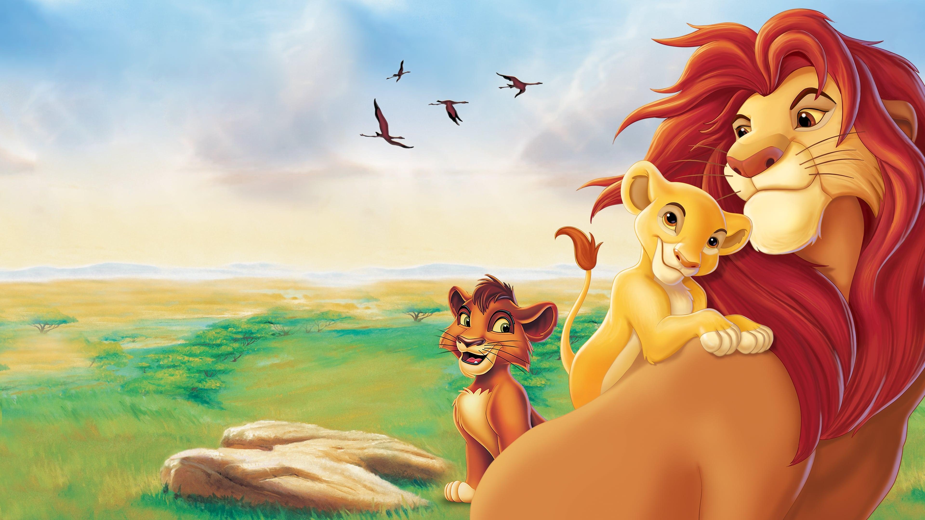 El rey león 2: El tesoro de Simba 1998